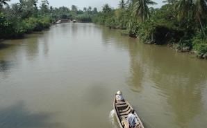 Au cœur du Mekong Delta, sur une île sauvage (3jours/ 2nuits)