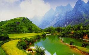 Boucle de Cao Bang: la grande marche le long de la frontière Chinoise (6jour/5nuits)