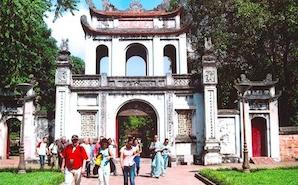 Visite classique de la ville d'Hanoi
