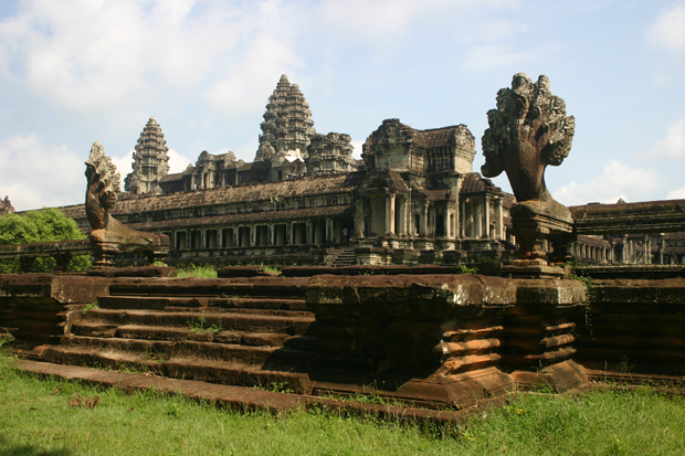 le site d\'Angkor/Cambodge
