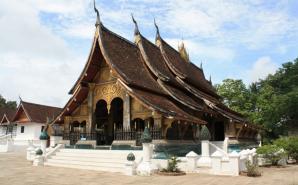 Pagode voyage laos