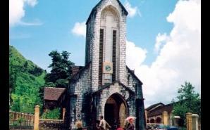 Eglise à Sa Pa