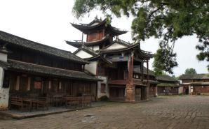 Maison communale Shaxi