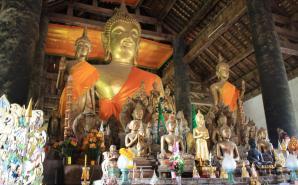 Temple Laos